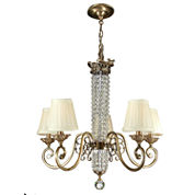 Dale Tiffany™ Spanish 4-Light Chandelier