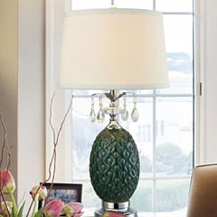 Dale Tiffany™ LED Maxie Crystal Table Lamp