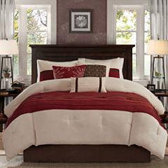 Madison Park Jackson 7-pc. Comforter Set