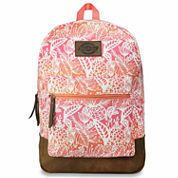 Dickies Hudson Floral & Printed Backpack