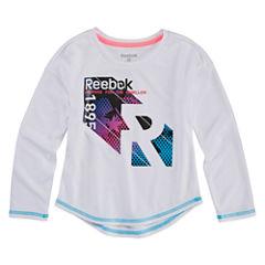 Reebok Graphic T-Shirt-Toddler Girls