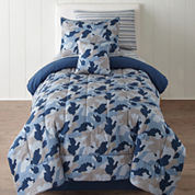 JCPenney Home Camo Complete Bedding Set with Sheets