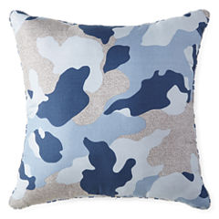 JCPenney Home Camo Square Decorative Pillow