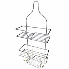 Elegant Shower Caddy with Soap Dish