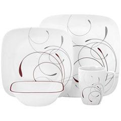 Corelle® Square™ Splendor 16-pc. Dinnerware Set