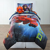 Disney Big Hero 6 Comforter & Accessories