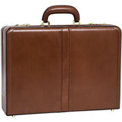 McKlein Harper Expandable Attache Case