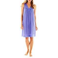 Vanity Fair® Coloratura™ Sleeveless Nightgown - 30107 - Plus