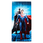 Batman vs. Superman Character Towel