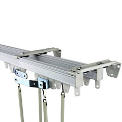 Heavy-Duty Wall/Ceiling Double Track Kit