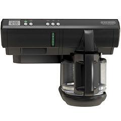 Black+Decker SCM1000BD Spacemaker Coffeemaker