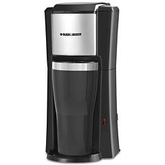 Black+Decker CM618 Single Serve Coffee Maker