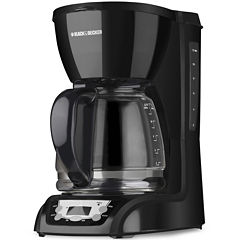 Black+Decker DLX1050B 12-Cup Programmable Coffee Maker