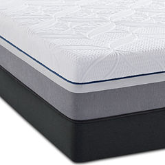 Sealy Premier Hybrid Copper Cushion Firm Mattress+Box Spring