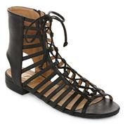 Diba London Gizmo Womens Flat Sandals