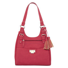 Rosetti Notable Notions 4-Poster Shoulder Bag