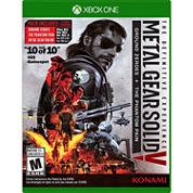 Konami Metal Gear Solid V: The Definitive Experience