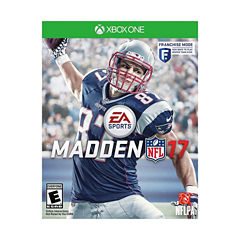 Electronic Arts Madden NFL 17 Standard Edition