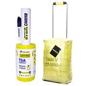 4-pc. Rhino Wrap Wraps Bag Set