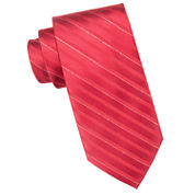 Stafford Jefferson Stripe Update Tie
