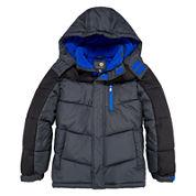 Xersion Puffer Jacket - Preschool Boys 4-7