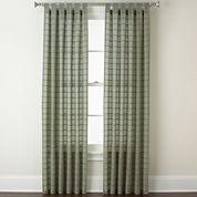 Park B. Smith® Hutton Tab-Top Sheer Panel