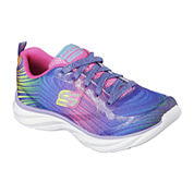 Skechers® Pepsters Sparky Spirit Girls Athletic Shoes – Little Kids