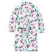 Kids Line Girls Beanie Boo Group Robe - Big Kid