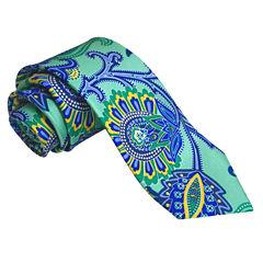 Stafford Safford Fashion Paisley Tie