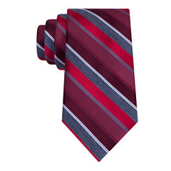 J.Ferrar Senior Heather Stripe XL Tie