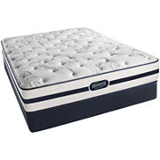 Simmons® Beautyrest® Recharge® Brewer Plush - Mattress + Box Spring