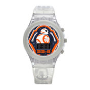 Star Wars Boys Multicolor Strap Watch-Swm3133jc