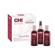 Chi® Rose Hip Oil Travel Kit 3-pc. Hair Care Travel Kit-6.0 Oz.