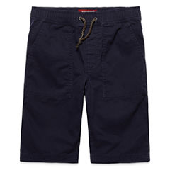 Arizona Workwear Chino Shorts - Boys 8-20, Slim and Husky