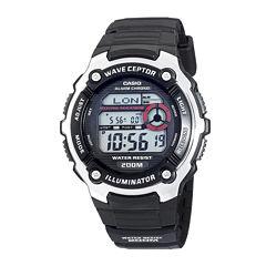 Casio® Wave Ceptor Illuminator Mens Atomic Timekeeping Sport Watch WV200A-1AV