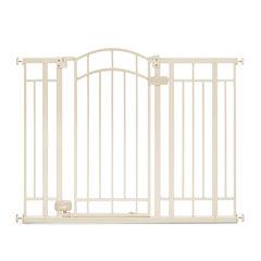 Summer Infant® Multi-Use Deco Extra Tall Walk-Thru Gate - Beige
