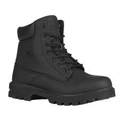Lugz® Empire Mens Slip-Resistant Lace-Up Boots