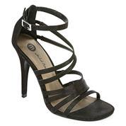 Michael Antonio Eve Ankle-Strap Sandals