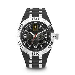 Wrist Armor Mens Strap Watch-37200014