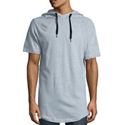 South Pole Short Sleeve Cotton Hoodie