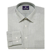 Stafford® Travel Long-Sleeve Easy-Care Broadcloth Dress Shirt