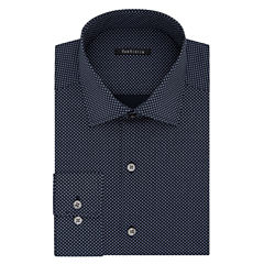 Van Heusen Slim-Fit Flex Collar Long Sleeve Dress Shirt