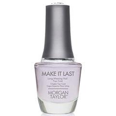 Morgan Taylor™ Make it Last Top Coat - .5 oz.
