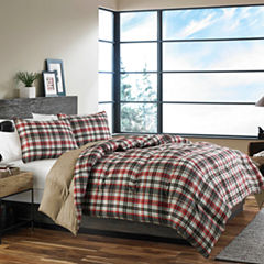 Eddie Bauer Reversible Astoria  Comforter Set