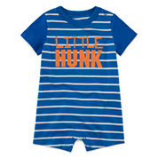 Okie Dokie Short Sleeve Romper - Baby
