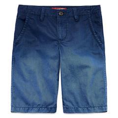 Arizona Chino Dip Dye Short Boys 8-20