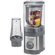 Jamba Jamba Quiet Shield Blender with Travel Jar