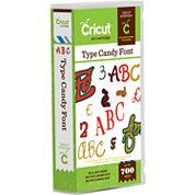 Cricut® Type Candy Font Cartridge
