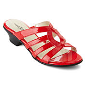 east 5th® Eloise Strappy Heeled Sandals