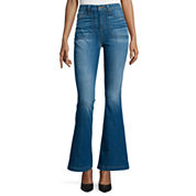 Decree® Trouser Flare Jeans